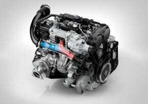 K1600 124757 Volvo Drive E Benzinmotor