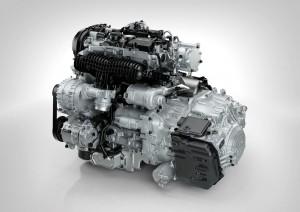 K1600 124754 Volvo Drive E Benzinmotor