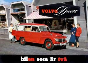 5684 Volvo PV445 Duett 1953