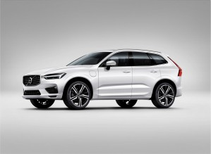 K1600 205070 The new Volvo XC60