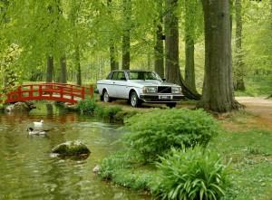 K1600 6116 Volvo 262C 1980