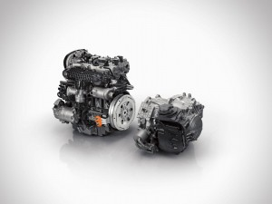 K1600 147987 Volvo XC90 Twin Engine Antriebsstrang