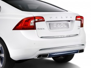 K1600 143382 Volvo S60L PPHEV Petrol Plug in Hybrid Electric Vehicle Concept Car