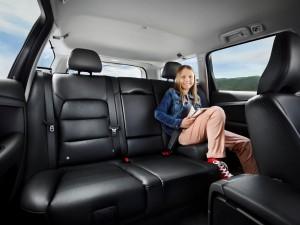 K1600 162342 Integrierter Kindersitz im Volvo V70