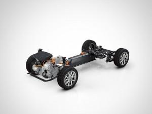 K1600 168383 Volvo T5 Twin Engine auf der kompakten Modular Architektur CMA