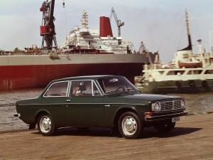 K1600 5901 Volvo 142 Basic