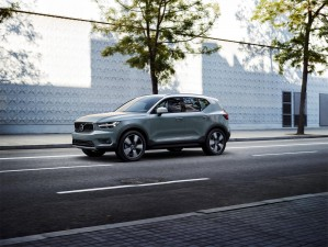 K1600 213085 New Volvo XC40 exterior