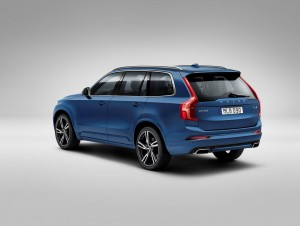 K1600 151949 The all new Volvo XC90 R Design