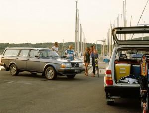 6232 Volvo 240 1983