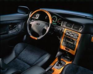 K1600 199456 Volvo C70 Coup Interieur