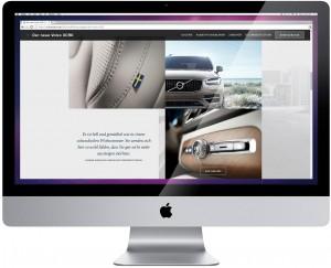 K1600 161247 Die neue Volvo Webseite volvocars de