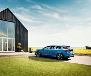 K1600 145639 Volvo V60 Plug in Hybrid R Design