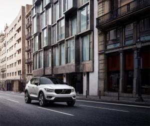 K1600 213092 New Volvo XC40 exterior