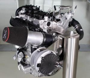 K1600 152693 Volvo pr sentiert Drive E Hochleistungsantrieb mit 450 PS