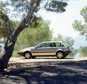 K1600 60972 Volvo 480 ES 1990