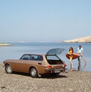 K1600 59103 Volvo 1800 ES Schneewittchensarg 1972