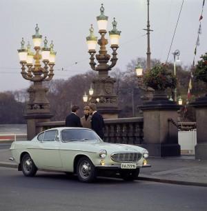 K1600 5805 Volvo 1800 S 1968