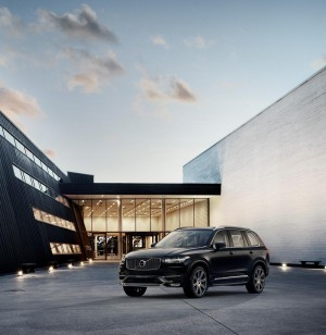 K1600 149827 The all new Volvo XC90