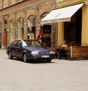 234377 30 Jahre Volvo 440 Der Griff nach den Sternen