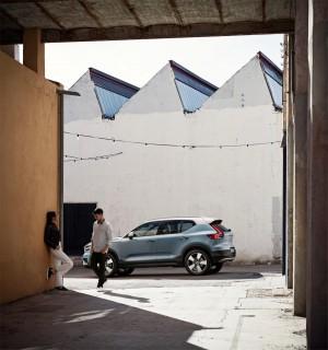 K1600 213081 New Volvo XC40 exterior