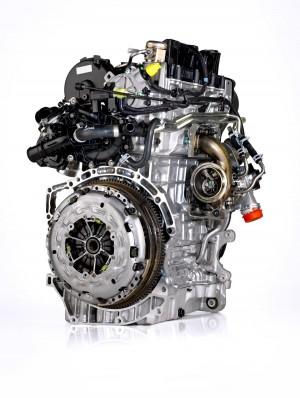 K1600 155155 Neuer Dreizylinder Motor von Volvo Cars