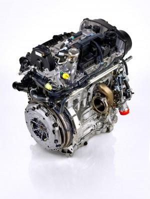 K1600 155156 Neuer Dreizylinder Motor von Volvo Cars