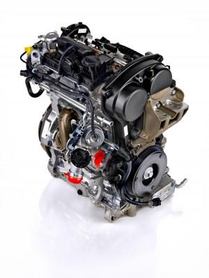 K1600 155157 Neuer Dreizylinder Motor von Volvo Cars