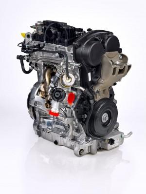K1600 155158 Neuer Dreizylinder Motor von Volvo Cars