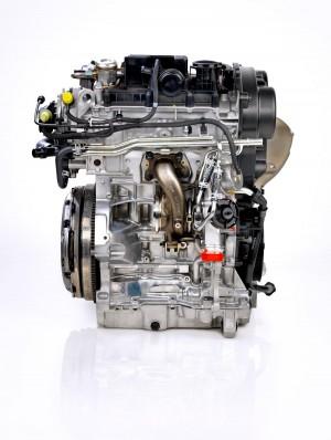 K1600 155159 Neuer Dreizylinder Motor von Volvo Cars