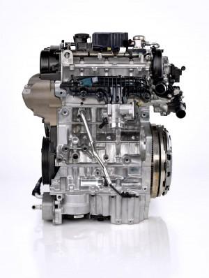 K1600 155161 Neuer Dreizylinder Motor von Volvo Cars