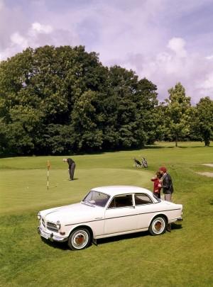K1600 58117 Volvo 122 Sport Amazon 1962