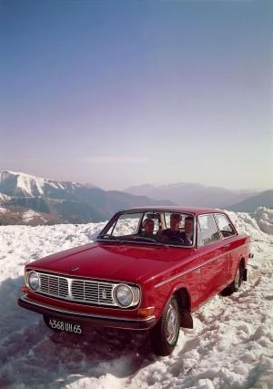 K1600 5780 Volvo 142 S