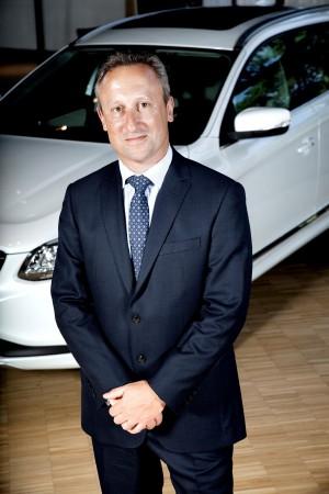 K1600 151629 Jonathan Goodman Senior Vice President Corporate Communications at Volvo