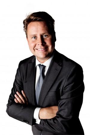 K1600 160613 Anders Gustafsson Senior Vice President EMEA Region