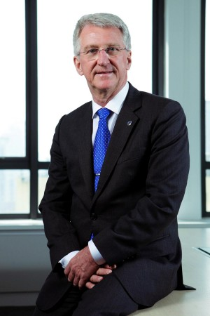 K1600 48498 Lars Danielson Senior Vice President Volvo Cars China Operations