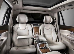 K1600 161280 Volvo XC90 Excellence Interieur