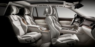 K1600 161282 Volvo XC90 Excellence Interieur