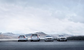 K1600 199029 Volvo V90 Volvo XC90 Volvo S90 und Volvo V90 Cross Country
