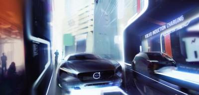 K1600 168393 Volvos Vision einer elektrifizierten Zukunft