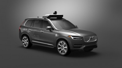 K1600 194869 Volvo und Uber entwickeln gemeinsam autonom fahrende Autos