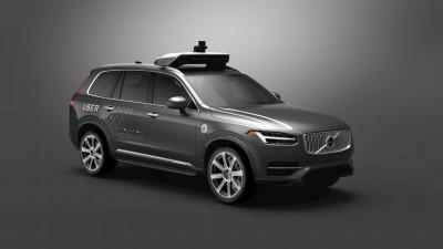 K1600 194846 Volvo und Uber entwickeln gemeinsam autonom fahrende Autos