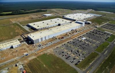 K1600 214081 South Carolina manufacturing plant