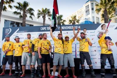 K1600 154110 Volvo Ocean Race 2014 2015