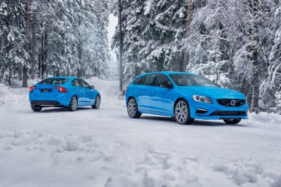 K1600 158315 Volvo S60 and V60 Polestar model year 2016