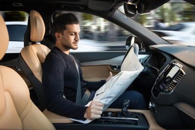 K1600 167748 Autonomous driving