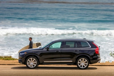 K1600 163259 The new Volvo XC90
