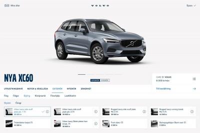 K1600 207875 K p din Volvobil hemma i soffan Volvo Car Sverige lanserar digital bilf rs