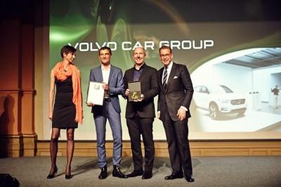 K1600 212884 Volvo feiert Doppelsieg beim renommierten Automotive Brand Contest 2017