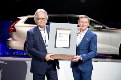 230541 Verleihung Volvo Excellence Award 2018