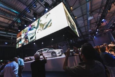 230692 Volvo V60 Premieren Tour Auftakt in K ln
